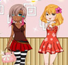 Cute Friends Dressup