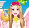 Barbie Love Princess Dress Up
