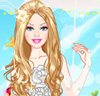 Barbie Princess Bride Dress Up