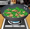 Beef Broccoli Cooking