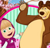 Masha And The Bear Fun Time