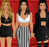 BFF Studio - The Kardashians