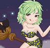 Beauty Witch Dressup