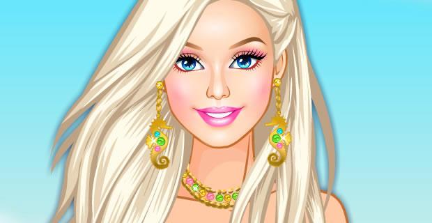 Barbie Ready For Summer Beach Dresses